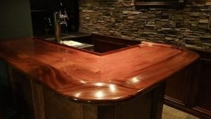 Home Bar Top