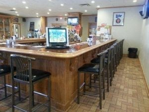 Large Commercial Bar