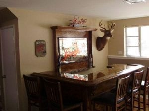 Home Bar by Milligan's Gander Hill Farm