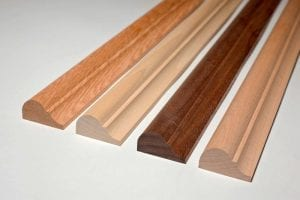 Panel Molding Available in a Variety of Species