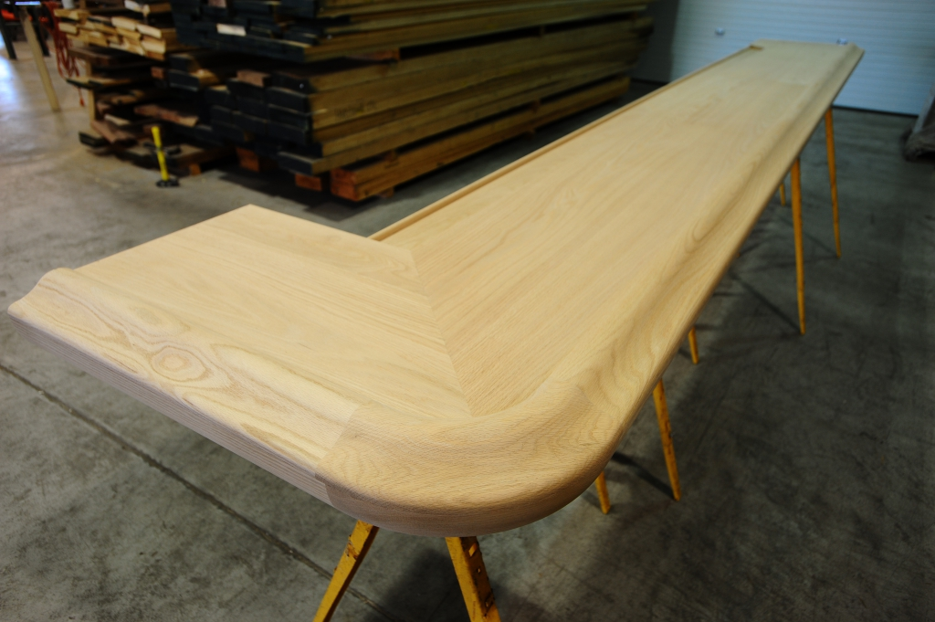 Completed Commercial Bar Top; Completed Commercial Bar Top ...