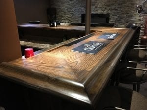 DIY Home Bar