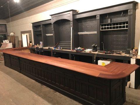 How to Build a Bar - DIY & Pro Bar Building Tips - Hardwoods ...