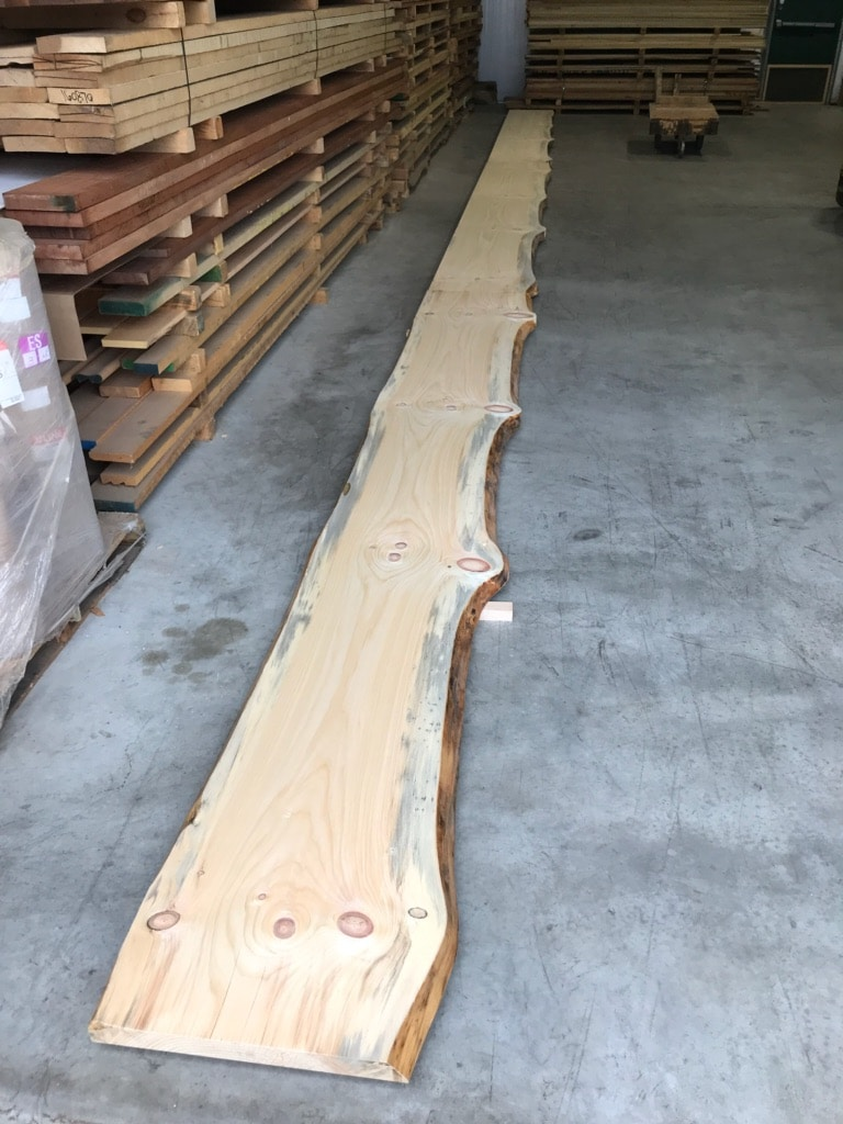 This Bar Top Was Finished 2u2033 In Thickness By 27u2033 In Width And Measured 45  Feet Long Made For A Commercial Bar Project In Glen Burnie Maryland.
