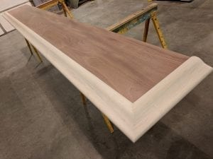 Custom Bar Tops by Hardwoods Incorporated