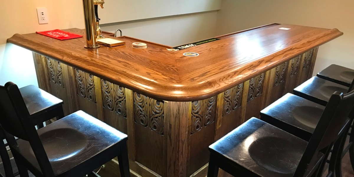 Home Basement Bar - 7 Ways to Use Your Bar If You're Not a Drinker