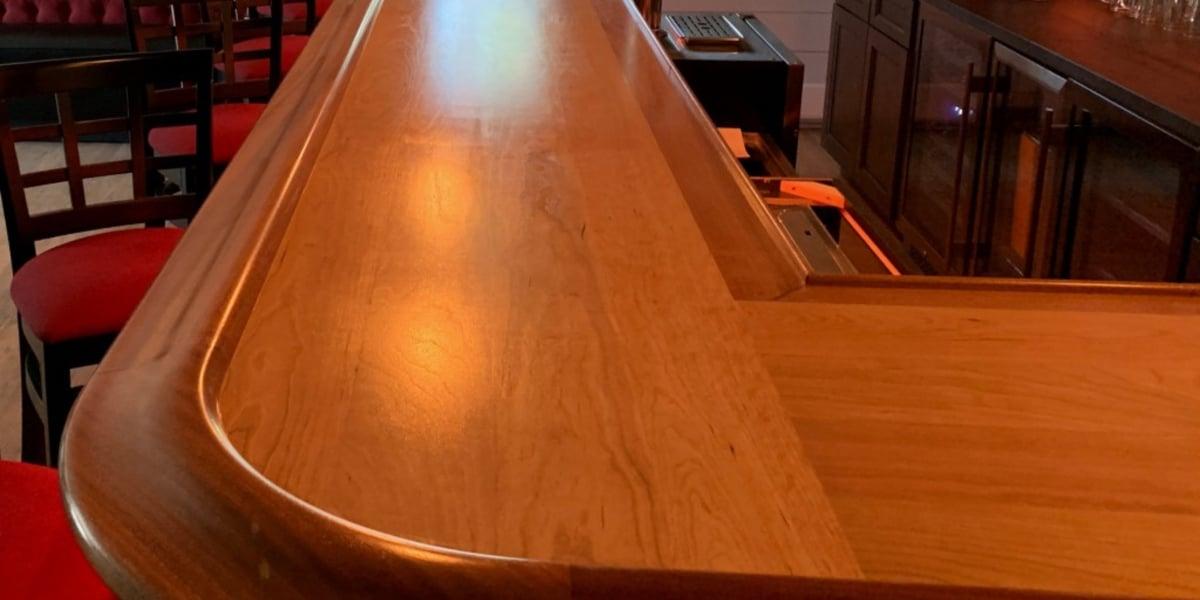 Bar Top Materials: Exploring Your Options - Hardwoods ...